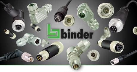Разъемы Binder