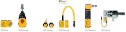 Датчики для безопасного контроля положения и защитные датчики
