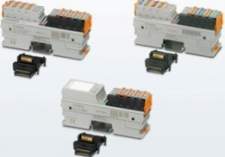 Комбинированные модули ввода-вывода Phoenix Contact AXL