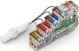 Клеммы Wago TOPJOB S для датчиков и исполнительных устройств