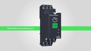 Schneider Electric Zelio NFC Timing Relay