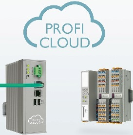 Адаптер Phoenix Contact PROFICLOUD и контроллер PROFICLOUD