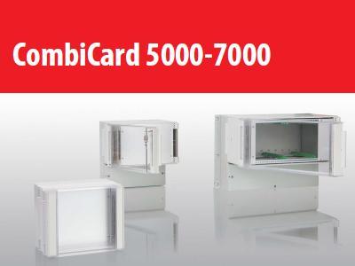 Корпуса Bopla CombiCard 5000-7000