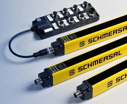 Световые завесы Schmersal SLC_SLG 440 AS