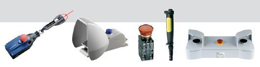 Командоаппараты Schmersal с предохранительной функцией