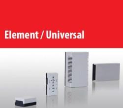 Корпуса Bopla Element_Universal