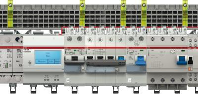 Модульные устройства ABB на DIN-рейку