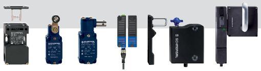 Оборудование Schmersal для контроля защитных дверей