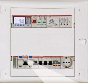 Электроустановочные изделия ABB