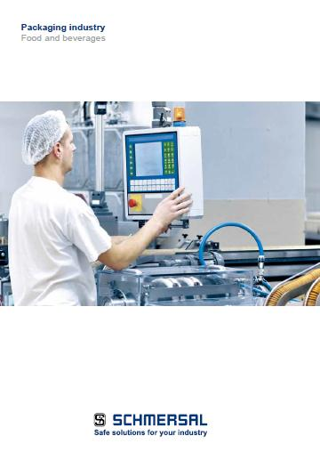 Schmersal packaging industry food and beverages