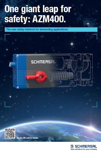 Schmersal safety interlock AZM400