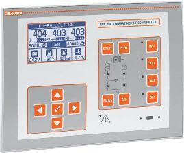 Блоки управления электрогенераторами Lovato Electric RGK700, RGK800, RGK900