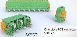 Разъемы Phoenix Contact SDC 2,5