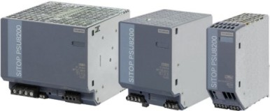 Блоки питания Siemens Sitop modular