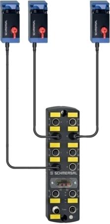 AZM400 plus Safety Fieldbox