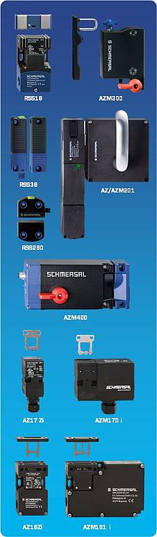 Schmersal product ISO 14119